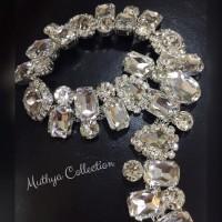 Diamond Meteran silver