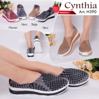 Harga Sepatu Cynthia Wedges Katalog.or.id