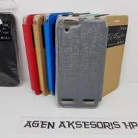 Flip Cover Lenovo Vibe K5 / K5+ K5 Plus A6020 Leather Case / Sarung HP