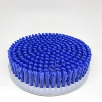 "Velcro Carpet Brush 5"" pad for DA or Rotary Sikat Interior"