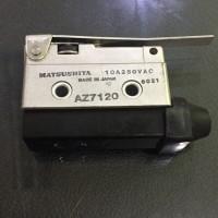 Limit switch 10a 220vac matsushita panasonic