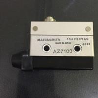 Limit switch matsushita panasonic 10a 250vac AZ7100