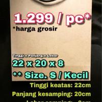 PaperBag / kantong kertas / Tas kertas / shopping bag polos