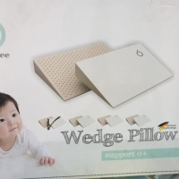 Dooglee Wedge Pillow | Bantal Bayi | Bantal Latex | Bantal Anak