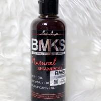 Shampoo BMKS BPOM ~ BMKS Natural Shampoo Original BPOM
