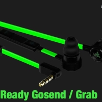 Razer Hammerhead V2 ( In Ear Headset ) Gaming - FREE Pouch