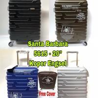 Koper engsel 20 inch kabin No Zipper Murah Free Cover 47bc40ab70