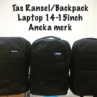 Tas ransel backpack laptop asus lenovo acer toshiba hp 14-15inch baru
