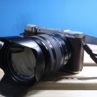 KAMERA VLOG MIRRORLESS SAMSUNG NX3000 WI-FI