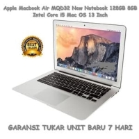 MACBOOK AIR MQD32 i5 8gb 13inch 128gb BNIB bisa CLAIM DI IBOX