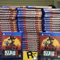 PS4 Red Dead Redemption 2 / RDR 2 Reg 3 / English / Asia