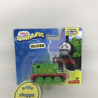 Thomas and Friends Adventures - Oliver Metal Engine Train Diecast