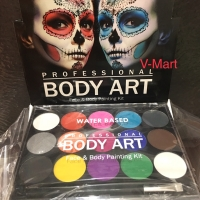Body Art Face & body painting kit
