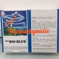 PRO BIO BLUE 1 Box @ 10 sachet 10g