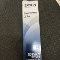 Pita Printer Epson LQ 310 SO15639 10 meter Ribbon Cartridge