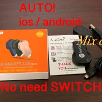 Anycast M-MAX PLUS HDMI Dongle USB Wireless HDMI Dongle