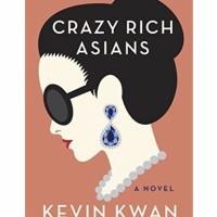 Crazy Rich Asian Inggris Kevin Kwan Novel Best Seller