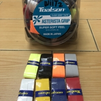 Grip Raket Tennis Badminton Toalson Overgrip Original