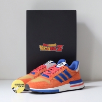 check out 9a416 92817 Dragon Ball Z X Adidas ZX 500 RM SON GOKU