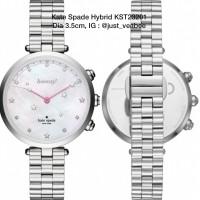 Jam Kate Spade Hybrid Smartwatch KST23201 silver al