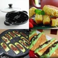 Cetakan Kue / Snack Maker Pukis 10 atau 13 lubang