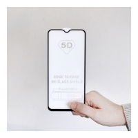 Buffalo 3D Curve Tempered Glass - Full Cover - Oppo F9 / F9 Pro