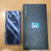 Samsung S8 64Gb Duos (Second) Warna Grey
