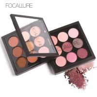 Focallure Nine Color Eyeshadow 9 Colour Eye Shadow Original
