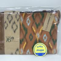 Starbucks Pouch Original x Ikat Indonesia Batik Brand New With Tag