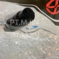 Konektor Audio Canon Female merk Lidge Black Chrome