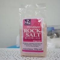 Himalayan salt - NQ himalayan Rock salt fine - Garam himalaya