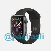 Apple Watch Series 4 MU6D2 GPS 44mm Space Gray w  Black Sport Band f5f066b097