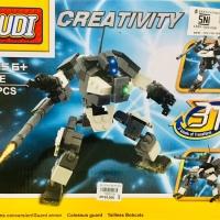 Mainan Sejenis Lego merk GUDI creativity