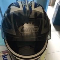 Helm full face BMC preloved bekas