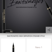 Eyeliner Style Nero 1 Dolce & Gabbana - New
