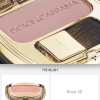 The Blush Luminous Cheek Colour Rose Dolce & Gabbana New