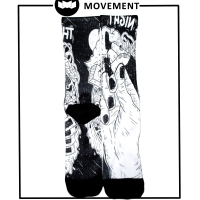 Kaos kaki Movement Sock (finger)