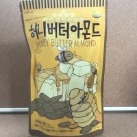 Honey Butter Almond 250gram