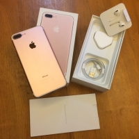 iPhone 7 Plus 128GB Rose Gold Ex Inter Original Fullset 3d6f8366b0