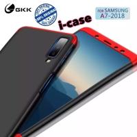 Samsung A7 2018 Case GKK 360 original - casing cover a7 2018