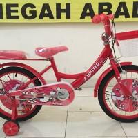 Sepeda anak 18 United Kokuri