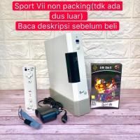 Jual Gameboy / game boy / video game console sport vii/replika nintendo wii Murah
