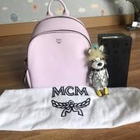 Mcm backpack mini FREE keychain bag tas ori authentic preloved second ecac5c4840