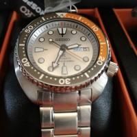 Pre Order Seiko Jam tangan SRPD01K1 Dawn Grey - Eropean Limited Editio