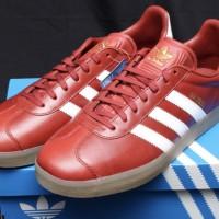 Pre Order separu sneakers Adidas Original Gazelle Mystery red Limited