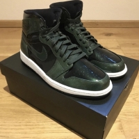 Pre Order sepatu Nike Air Jordan 1 Retro High Grove Green Size