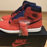 Pre Order Sepatu Sneakers Nike Air Jordan 1 Retro High David Letterman