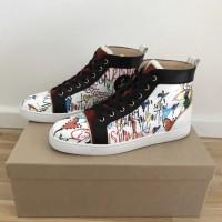 Pre Order Sepatu Sneakers Christian Louboutin limited - Size 42,5