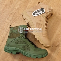 "Sepatu Tactical Mag NBD 7"" Military Outdoor Airsoft Boots Import"