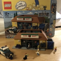 Pre Order Lego Simpsons Kwik-E-Mart Limited Edition